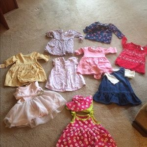 Other - 9 mos girl dresses